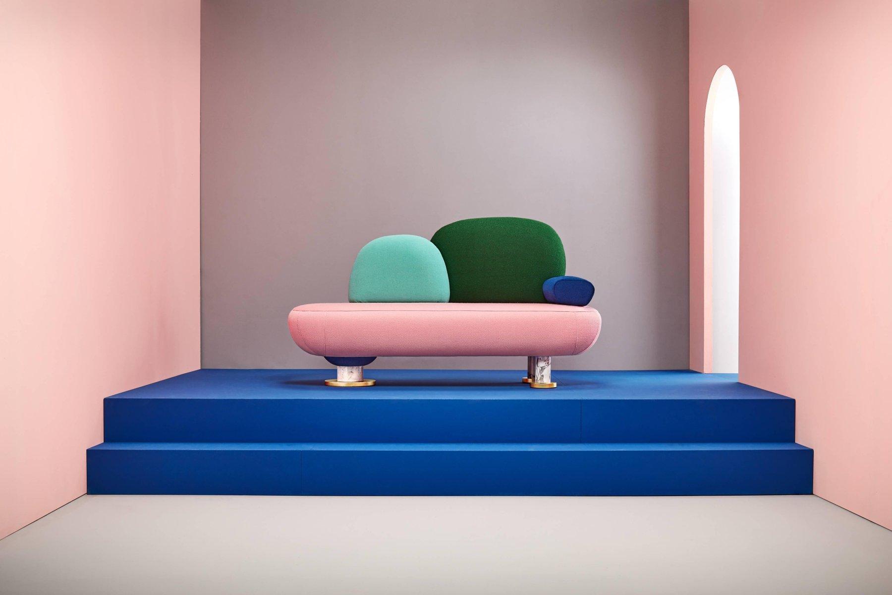 Sofa by Masquespacio en venta en Pamono 2e9f0d4e21d9