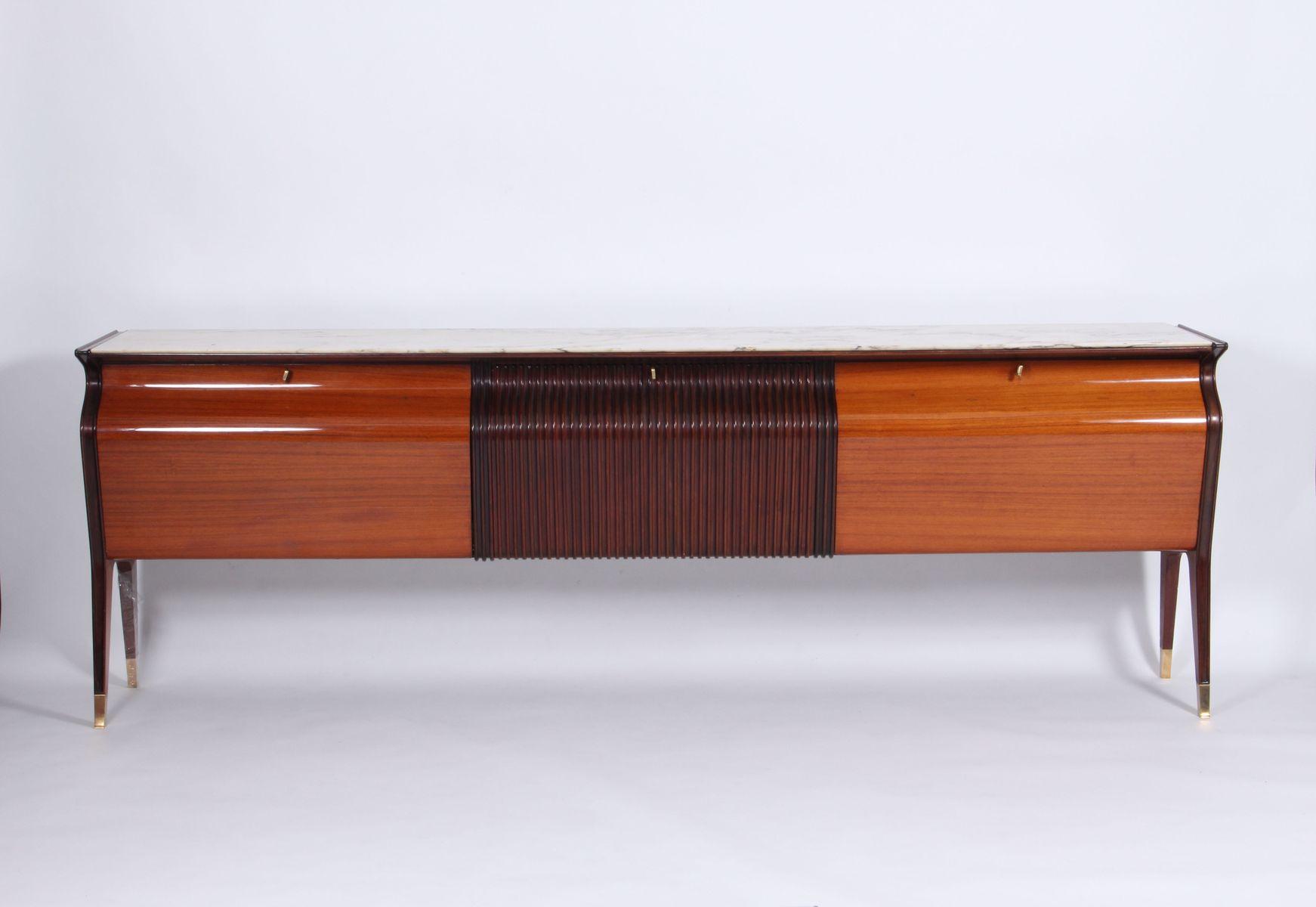 Mid-Century Sideboard by Osvaldo Borsani