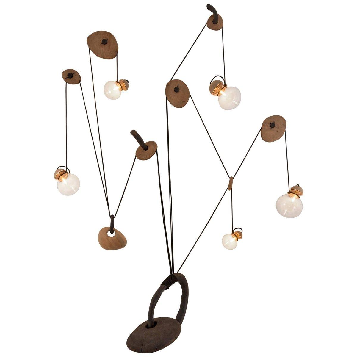 Skulpturale Mechanics of Fluids II Lampe von Je?ro?me Pereira