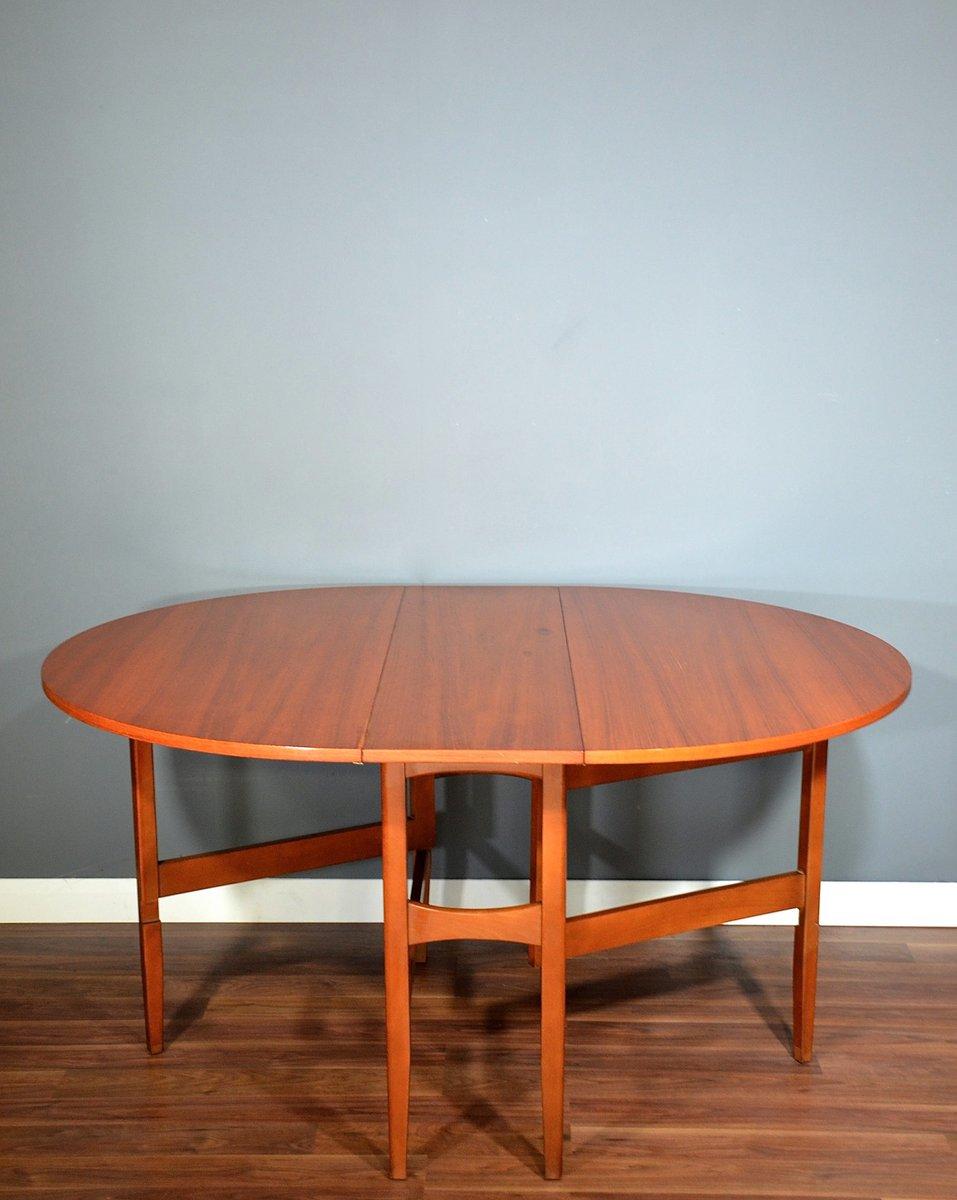 Mid-Century Teak Tisch, 1960er