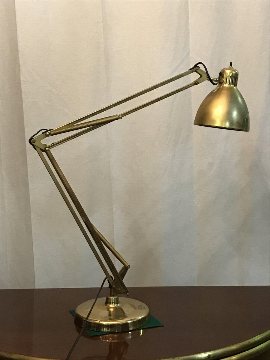 Luxo L'1 Table Lamp from Naska Loris, 1960s
