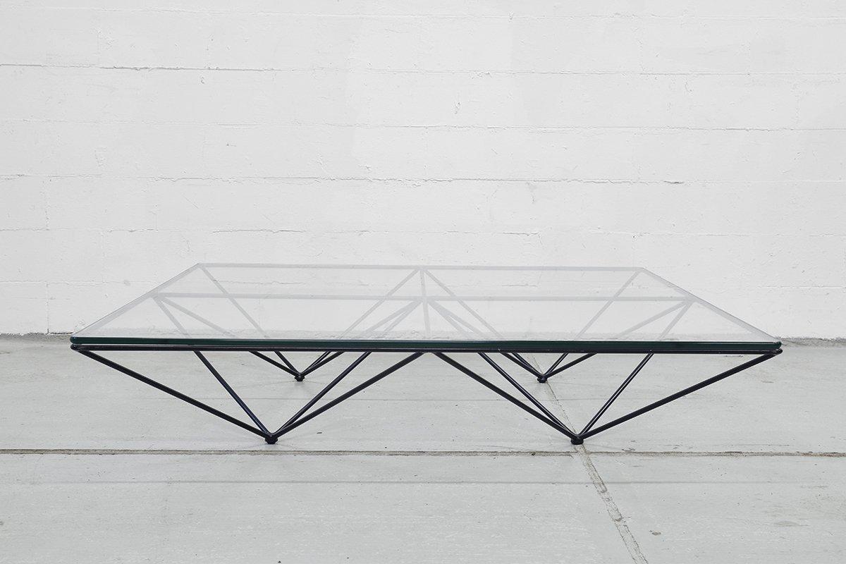 Alanda Coffee Table by Paolo Piva for B&B Italia, 1982