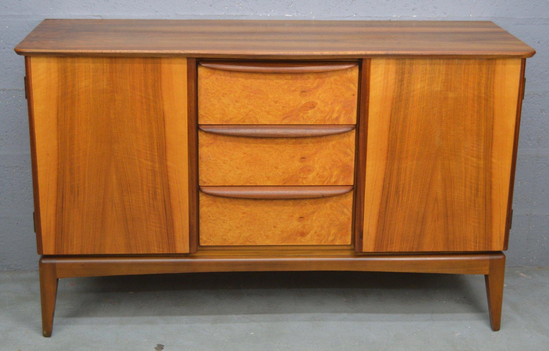 Mid-Century Walnut Sideboard from A.H. Mcintosh