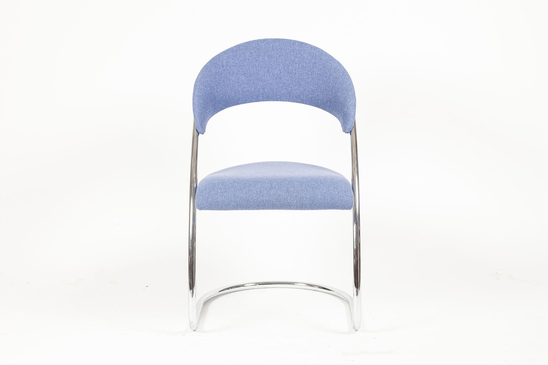 personalisierbarer vintage freischwinger stuhl von thonet bei pamono kaufen. Black Bedroom Furniture Sets. Home Design Ideas