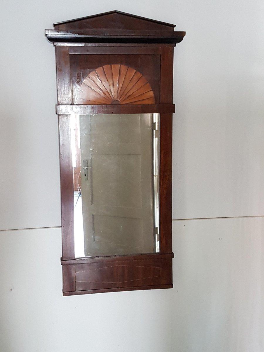 Biedermeier Spiegel antiker biedermeier spiegel bei pamono kaufen