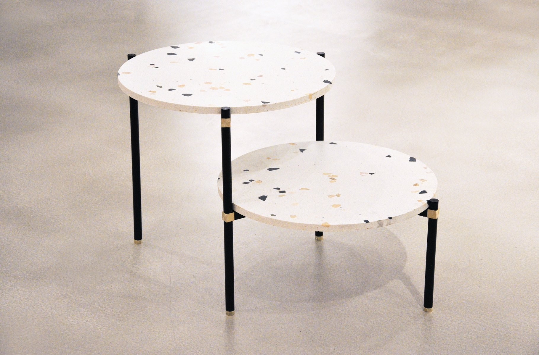 Connector Double Coffee Table From Contain