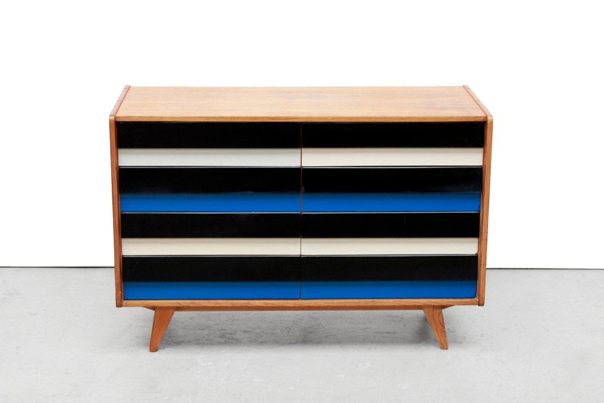 Model U450 Dresser by Ji?í Jiroutek for Interier Praha, 1960s