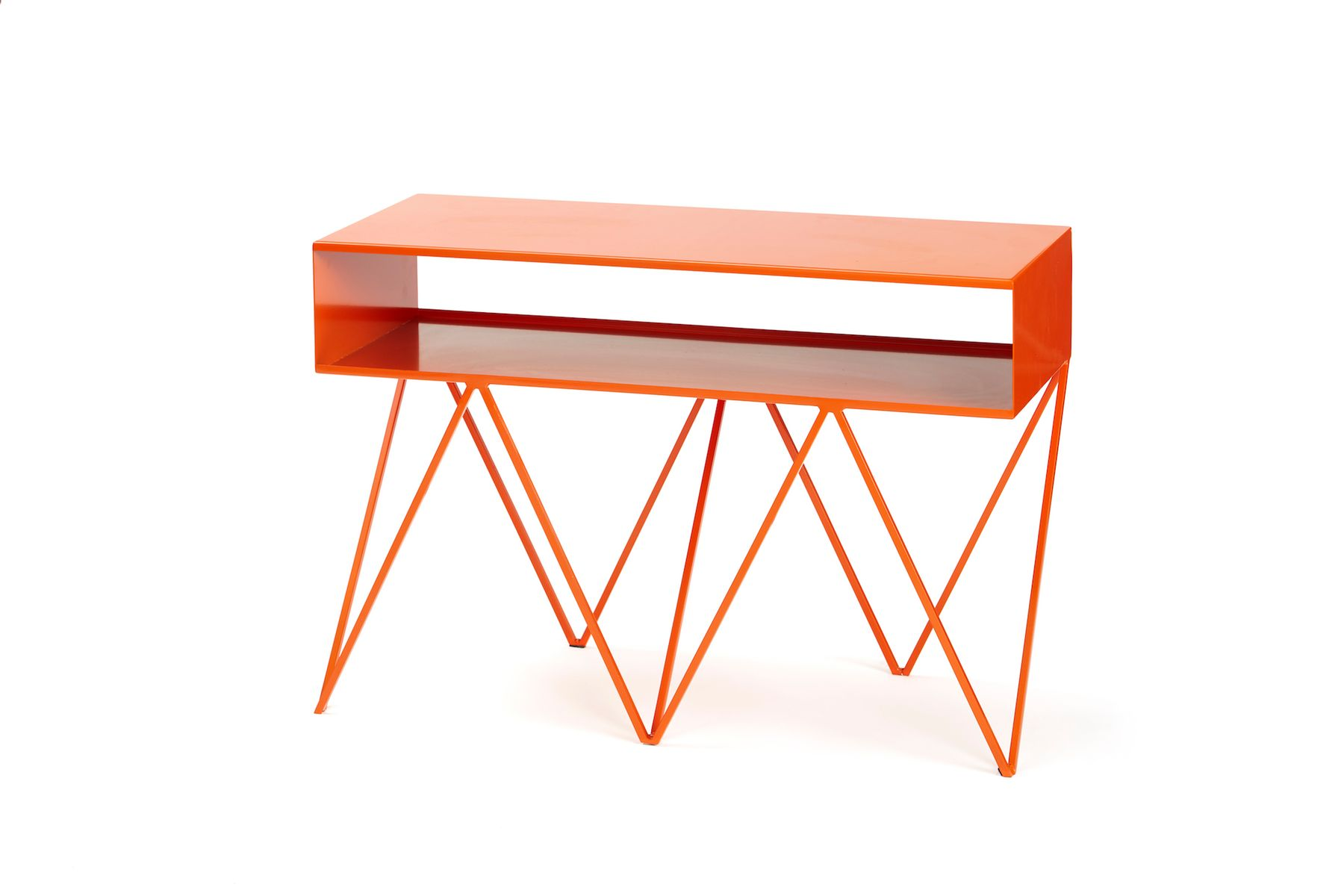 Robot Too Sideboard in Orange von &New