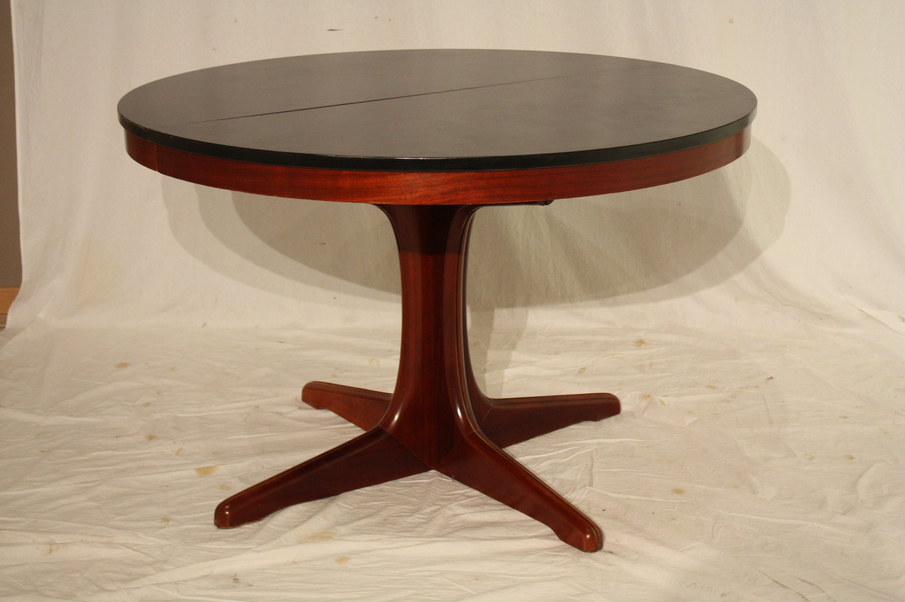 Französischer Baumann Tisch, 1960er