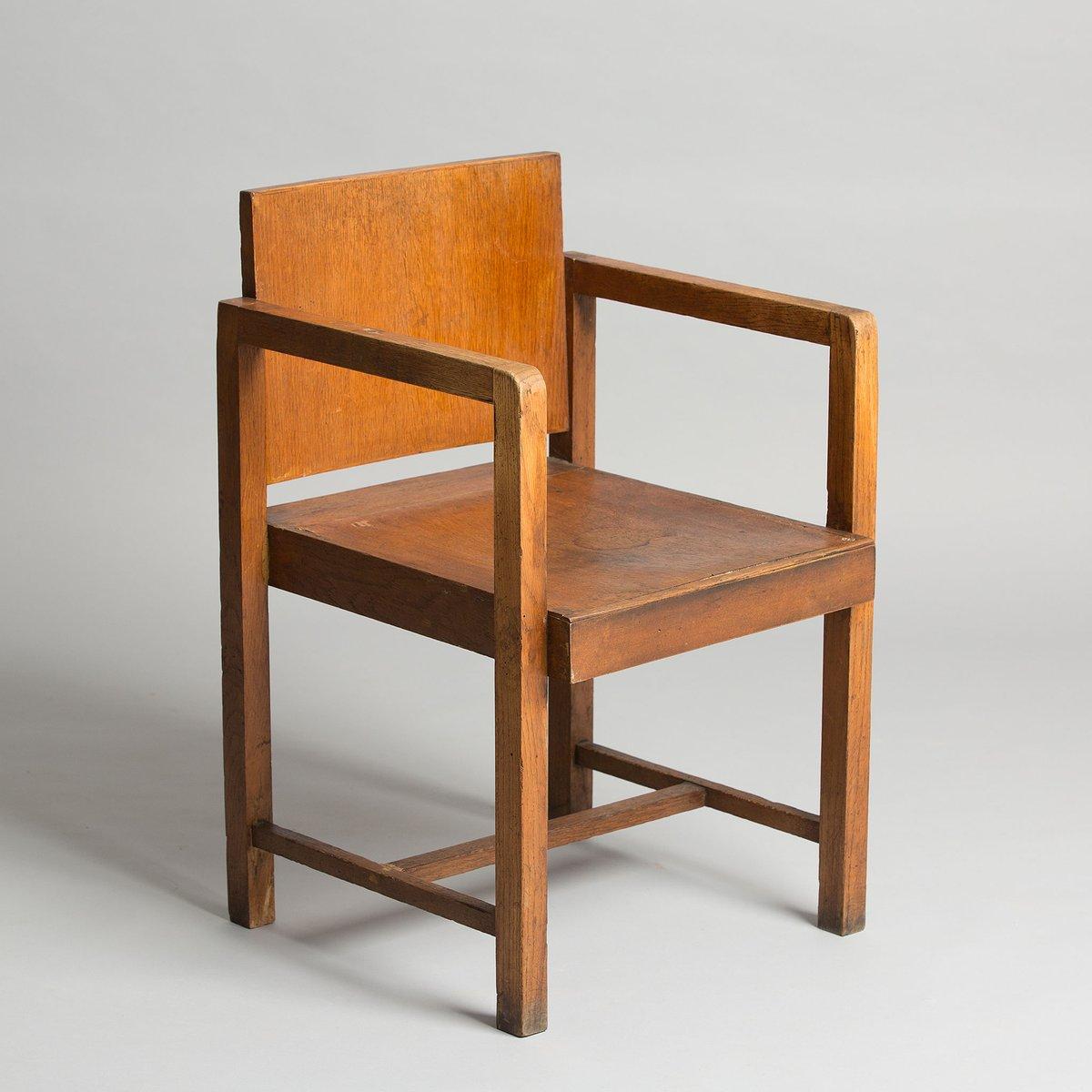 Bauhaus stuhl 1930er bei pamono kaufen for Stuhl design bauhaus