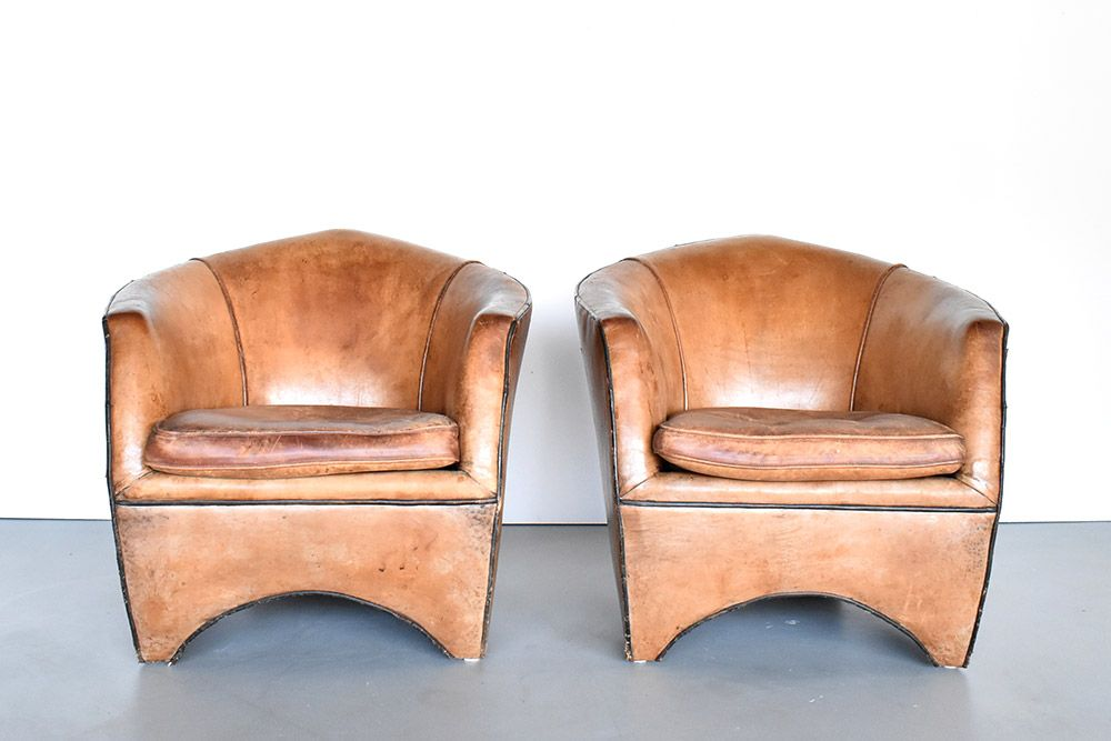 Cocoon lounge chairs by bart van bekhoven s set of bei