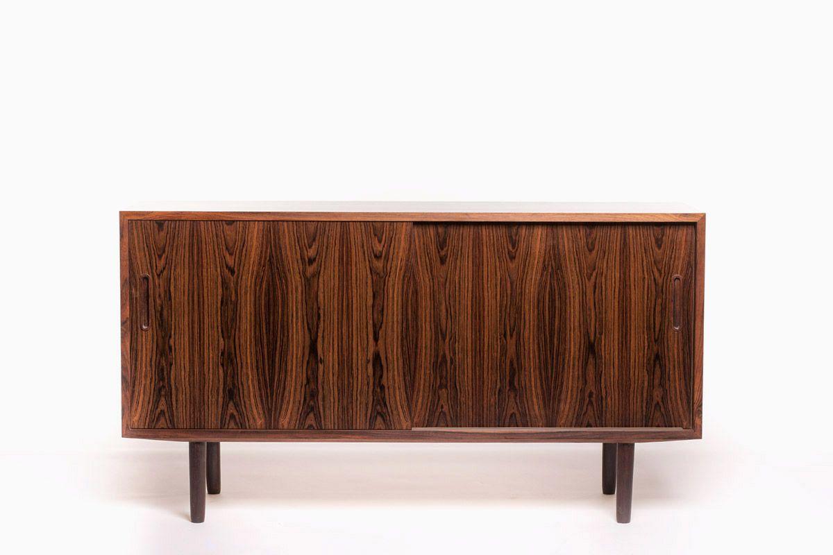 Dänisches Palisander Sideboard von Carlo Jensen für Hundevad & Co., 19...