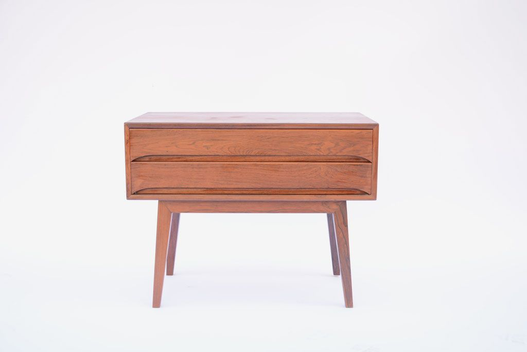 Dänischer Vintage Nachttisch