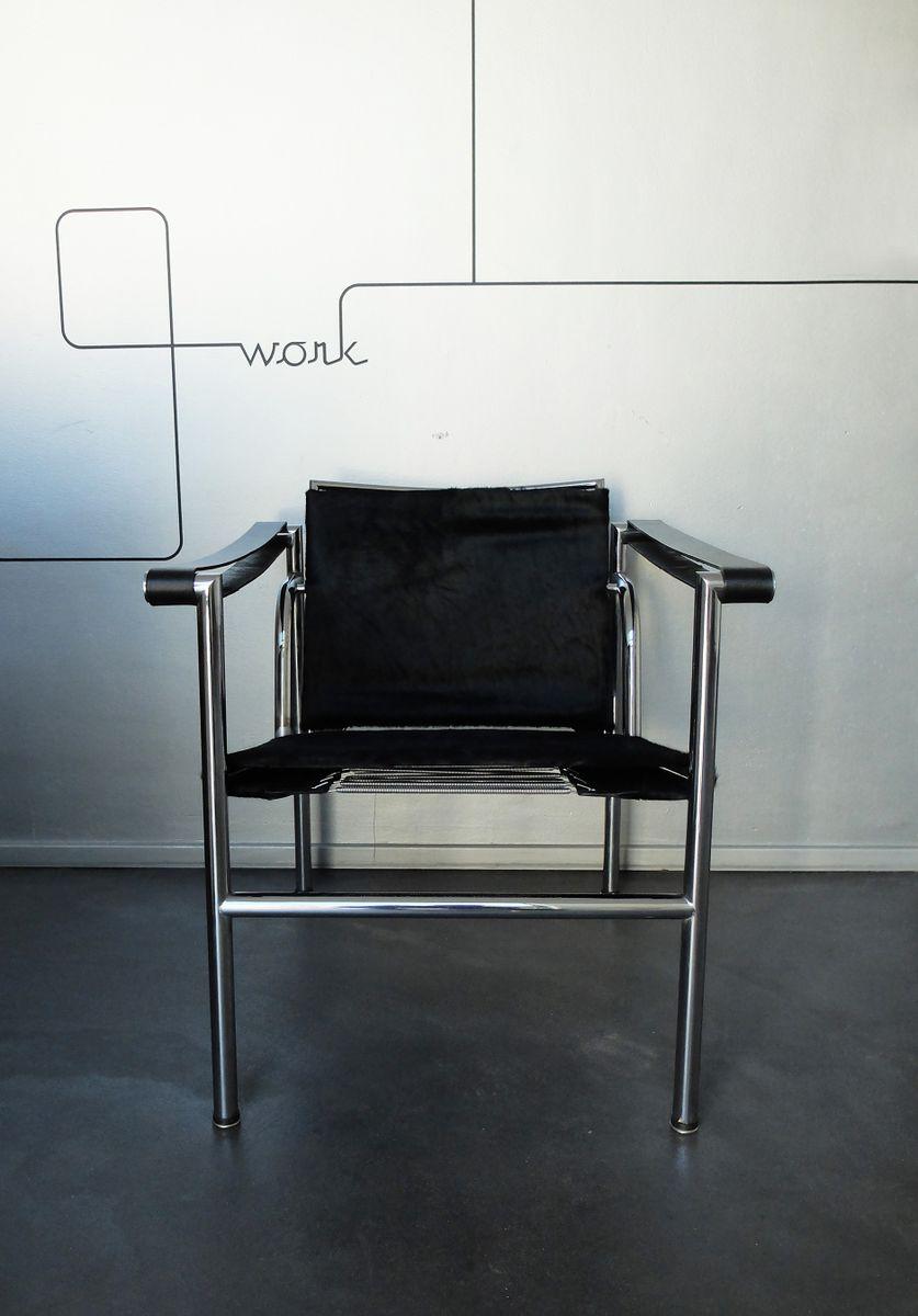 Sedia LC1 di Le Corbusier, Jeanneret e Perriand per Cassina, anni ...