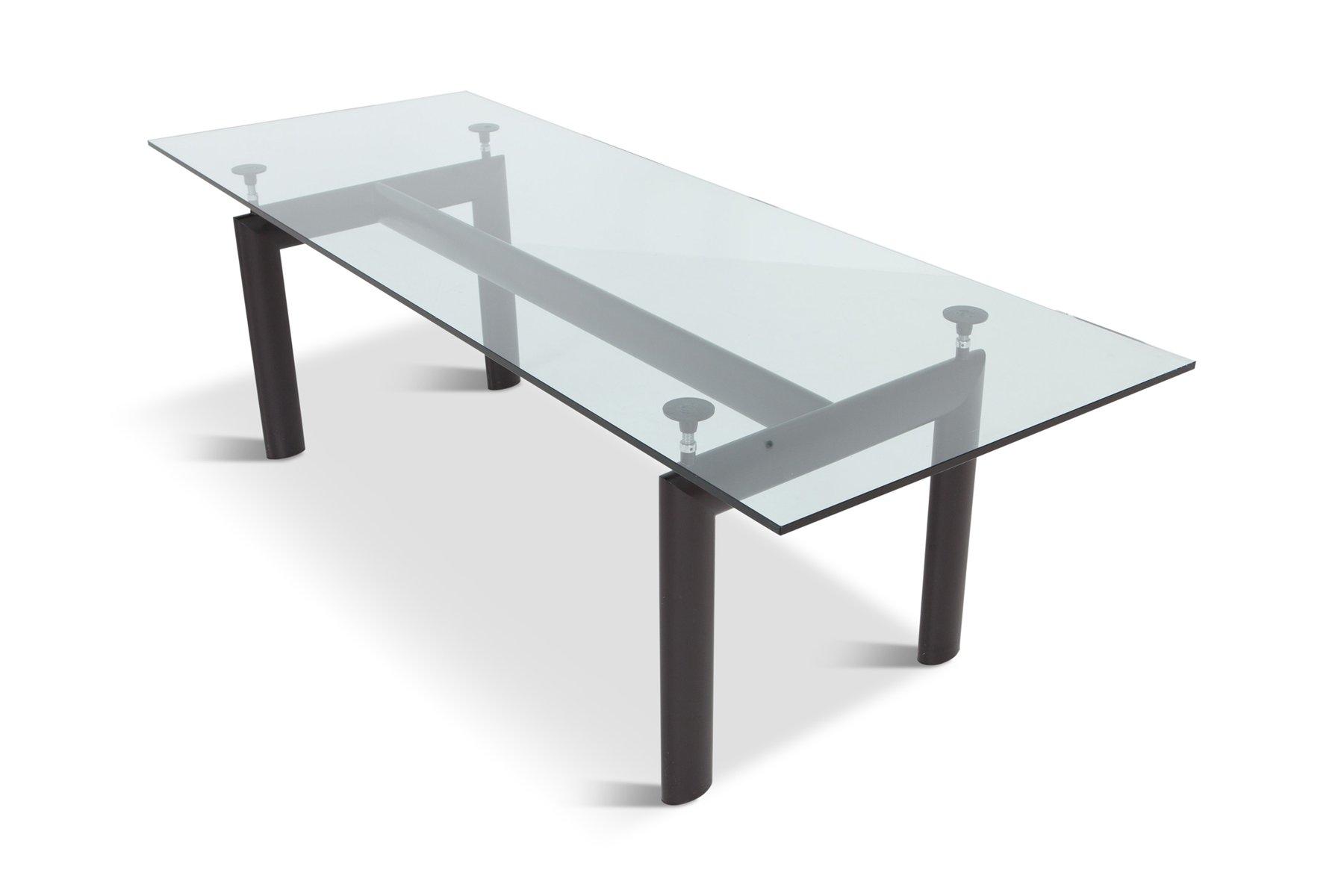 Tavolo da pranzo LC6 di Le Corbusier per Cassina, 1928 in vendita su ...