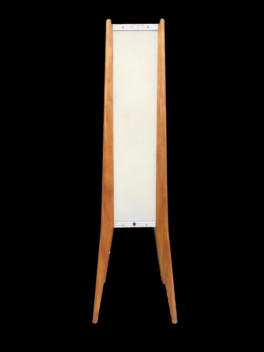 Dänische Vintage Rocket Stil Lampe