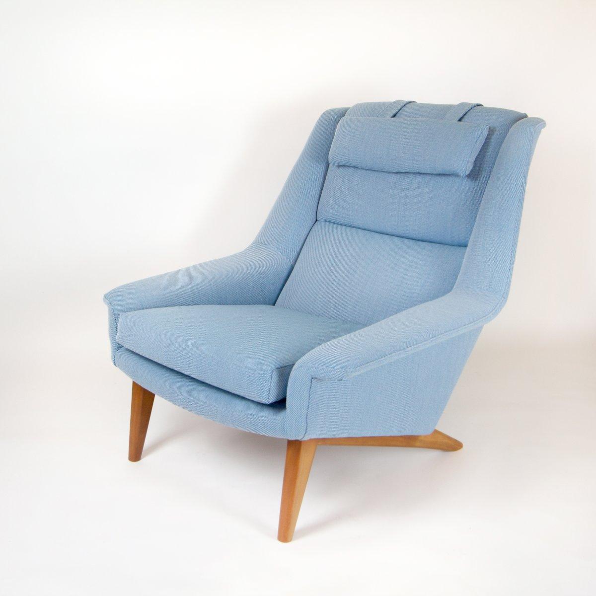 Modell 4410 Sessel von Folke Ohlsson für Fritz Hansen, 1960er