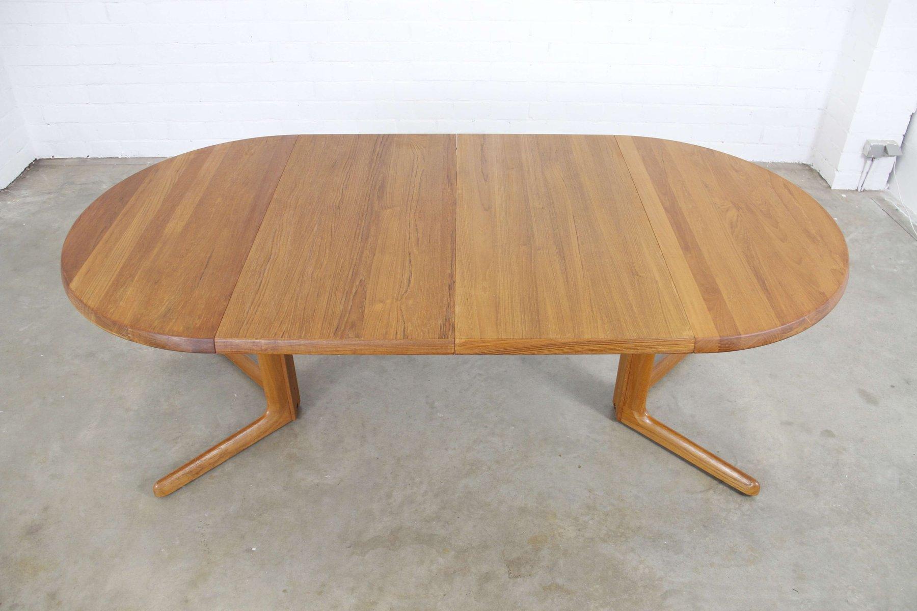 Ausziehbarer Vintage Table