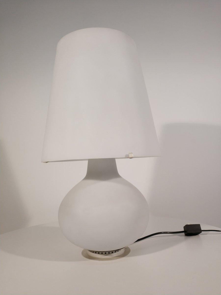 Vintage Modell 1853/1 Tischlampe von Max Ingrand für Fontana Arte