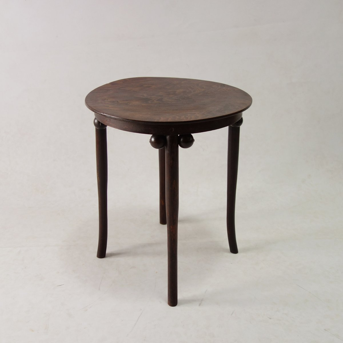 Bentwood Side Table 1910s 6 320 00 Price Per Piece
