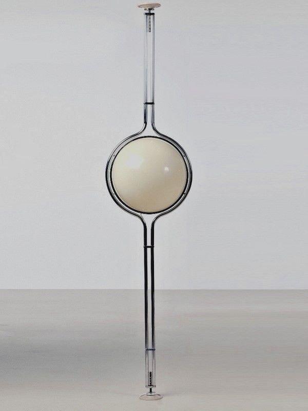 Steh- und Deckenlampe von Jean Pierre Garrault & Henri Delord für Chab...