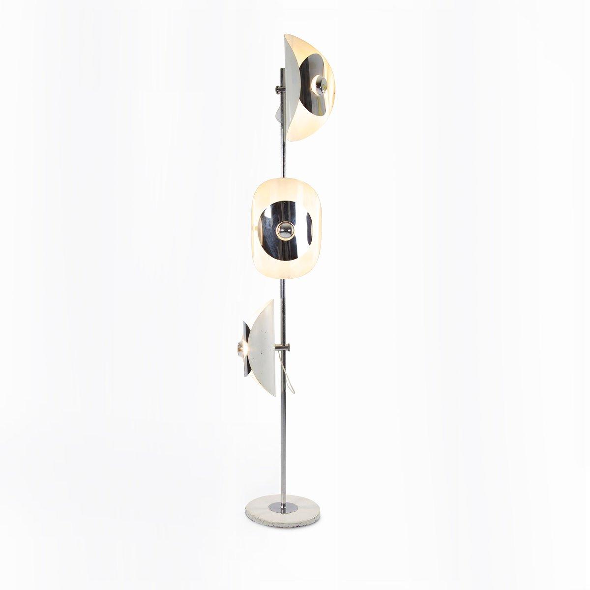 Italienische Stehlampe von Gioffredo Reggiani, 1960er