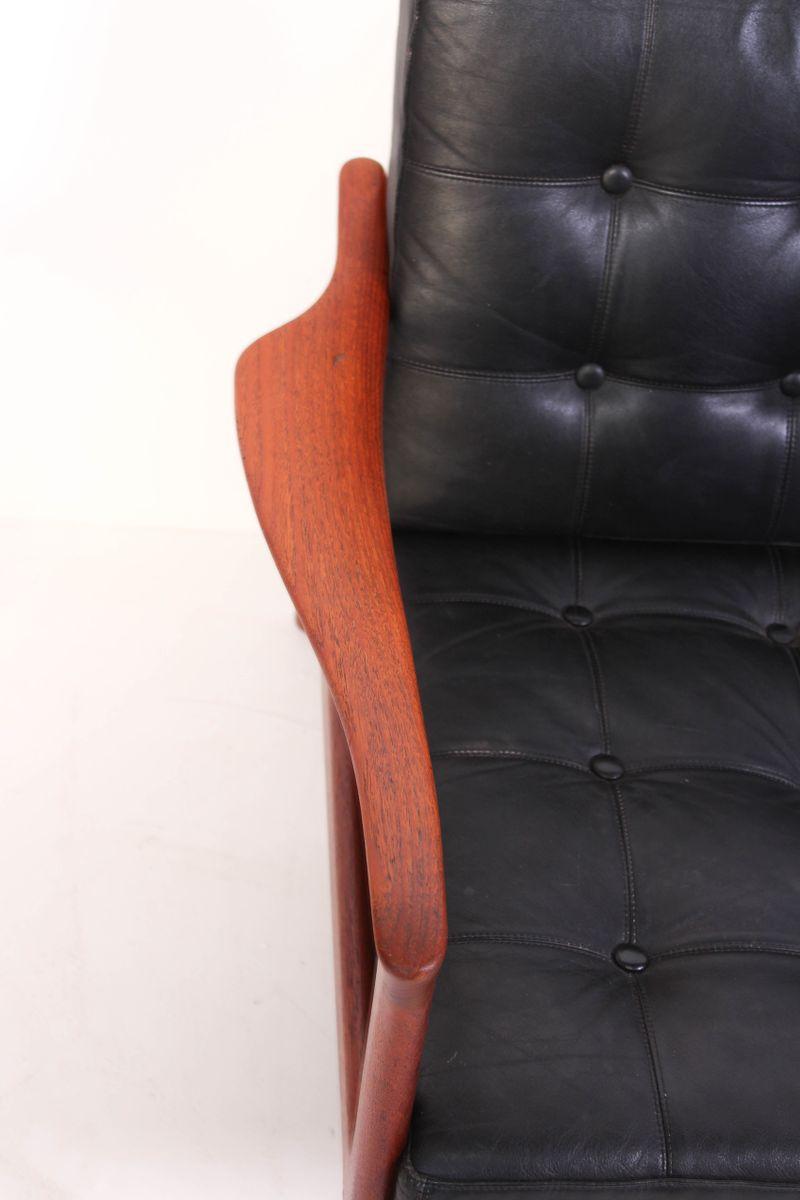 mid century b ja sofa von carl erik johansson f r bejra. Black Bedroom Furniture Sets. Home Design Ideas
