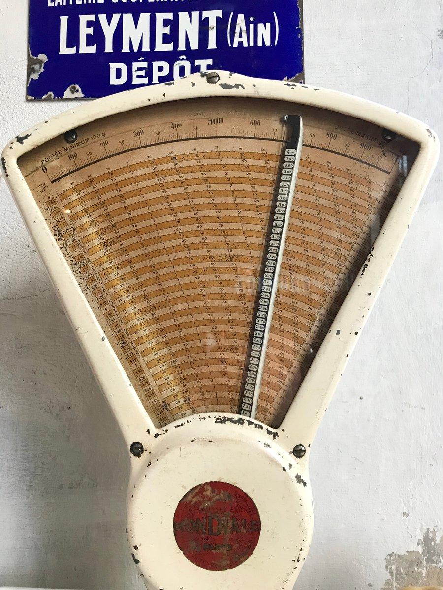 Kuchenwaage Von Mondiale 1950er Bei Pamono Kaufen