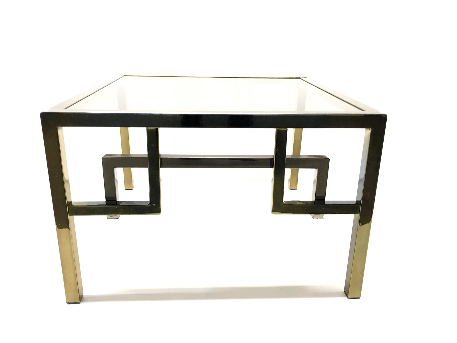 Vintage Brass Coffee Table 1970s Bei Pamono Kaufen