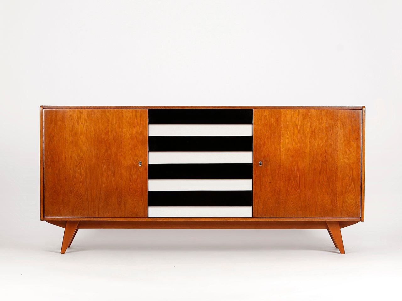 Sideboard by Ji?í Jiroutek for Interier Praha, 1960s