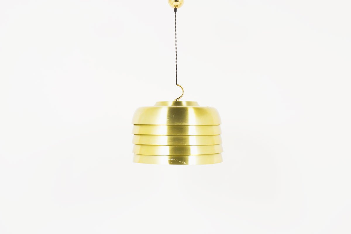 Pendant Light by Hans Agne Jakobsson for Markaryd, 1960s