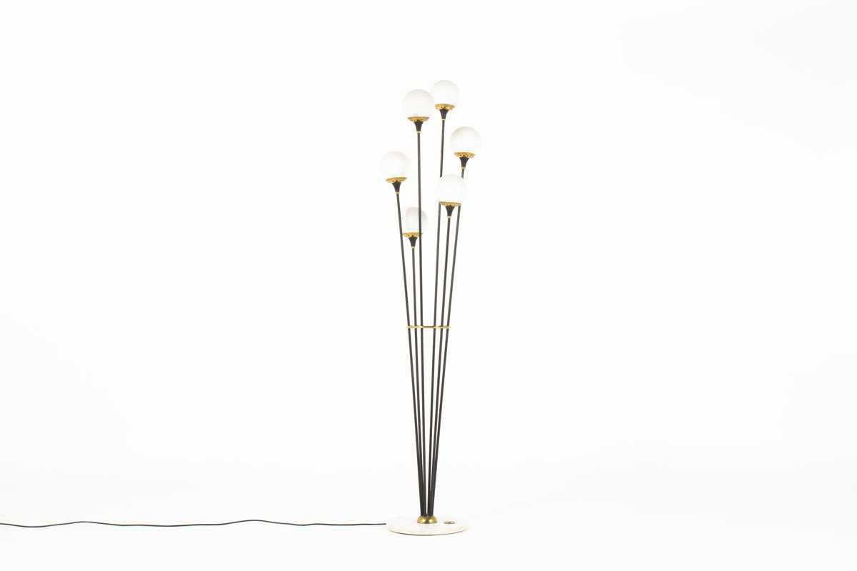 Alberello Floor Lamp from Stilnovo, 1960s