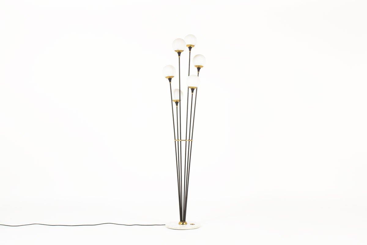 Alberello Stehlampe von Stilnovo, 1960er