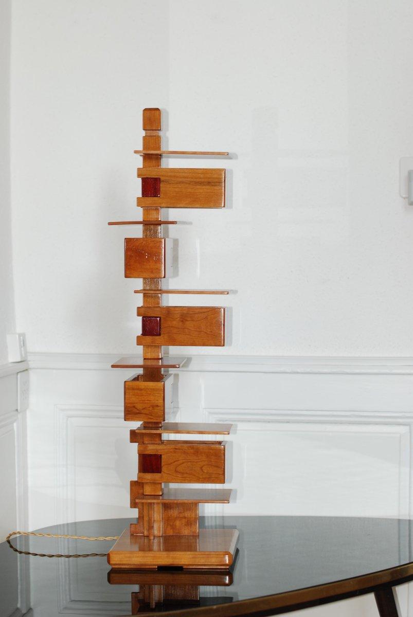 Taliesin 3 Tischlampe von Frank Lloyd Wright, 1960er