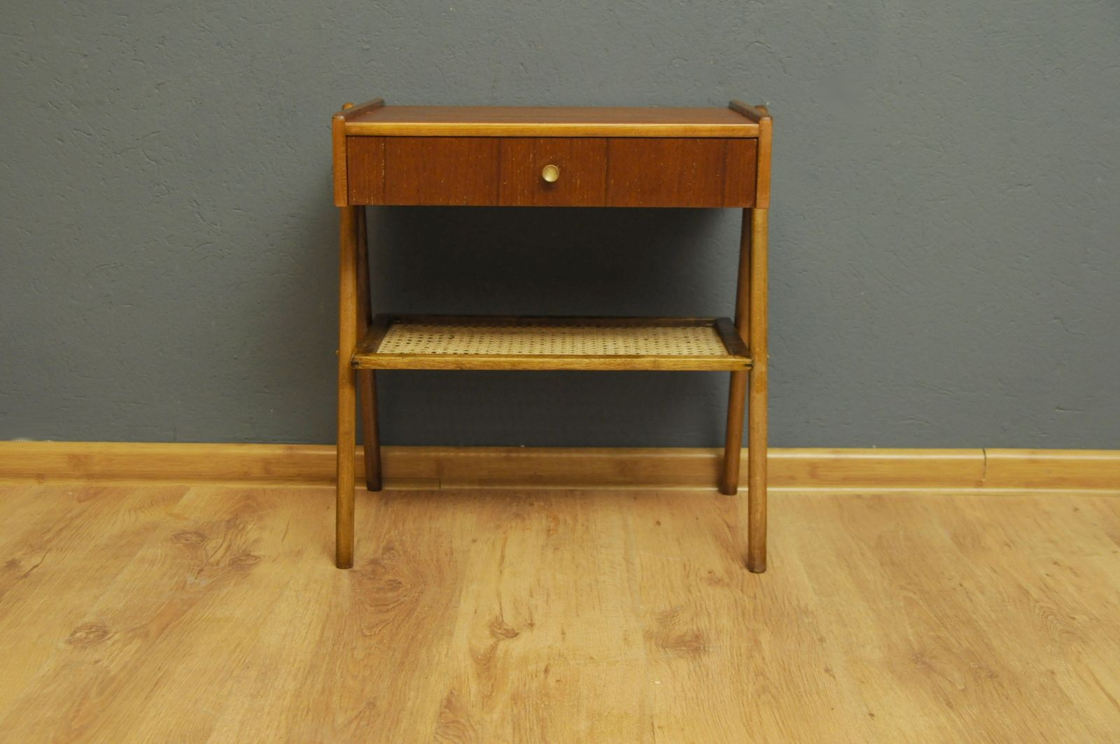 Small Danish Credenza : Small danish side table for sale at pamono