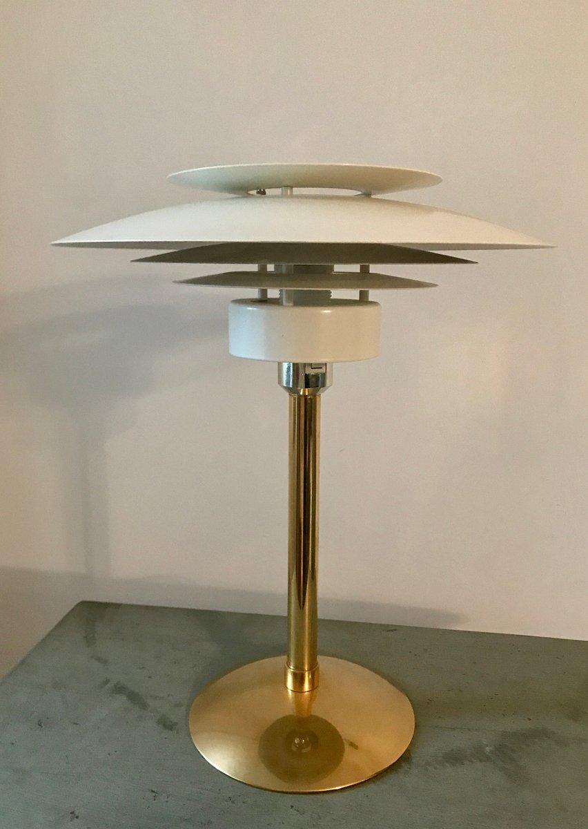 Vintage Tischlampe von Horn, 1960er