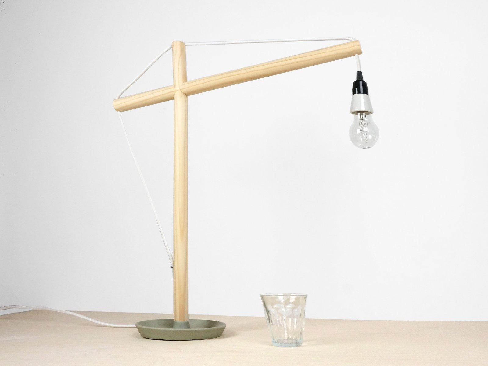 Construct Schreibtischlampe von Studio Lorier