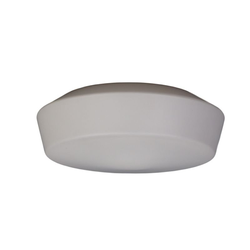 Frosted Glass Ceiling Lamp from Rudolf Zimmermann Bamberg (Rzb), 1970s