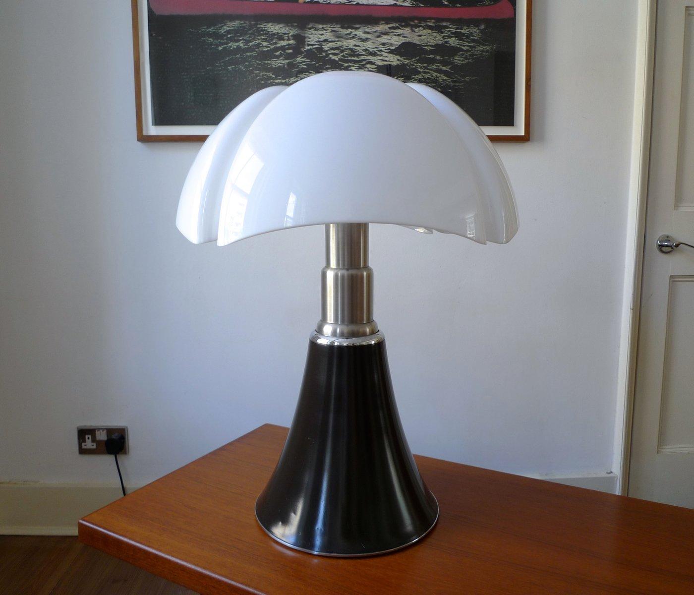 Pipistrello Lampe von Gae Aulenti für Martinelli Luce, 1970er