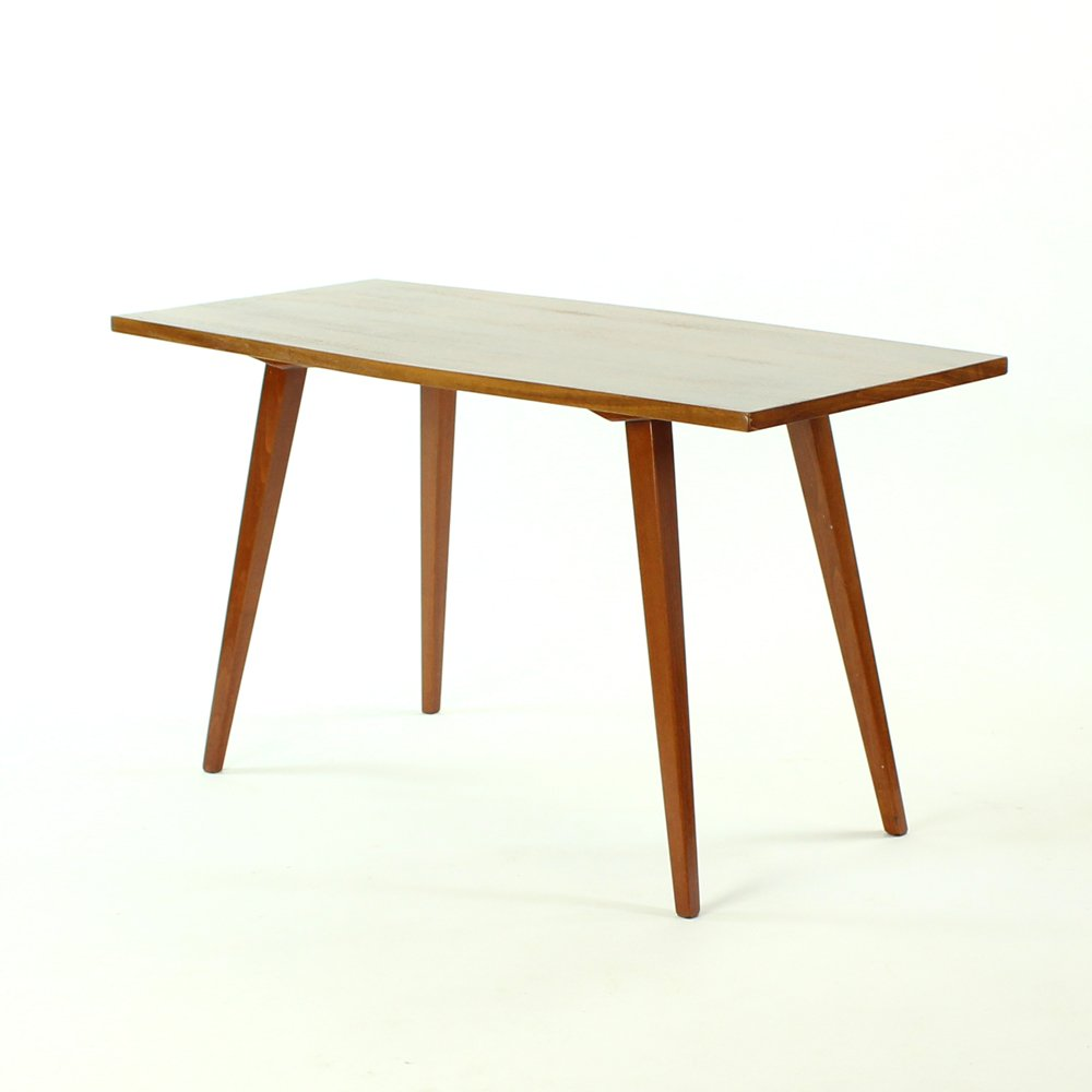 Long vintage coffee table from tatra 1960s
