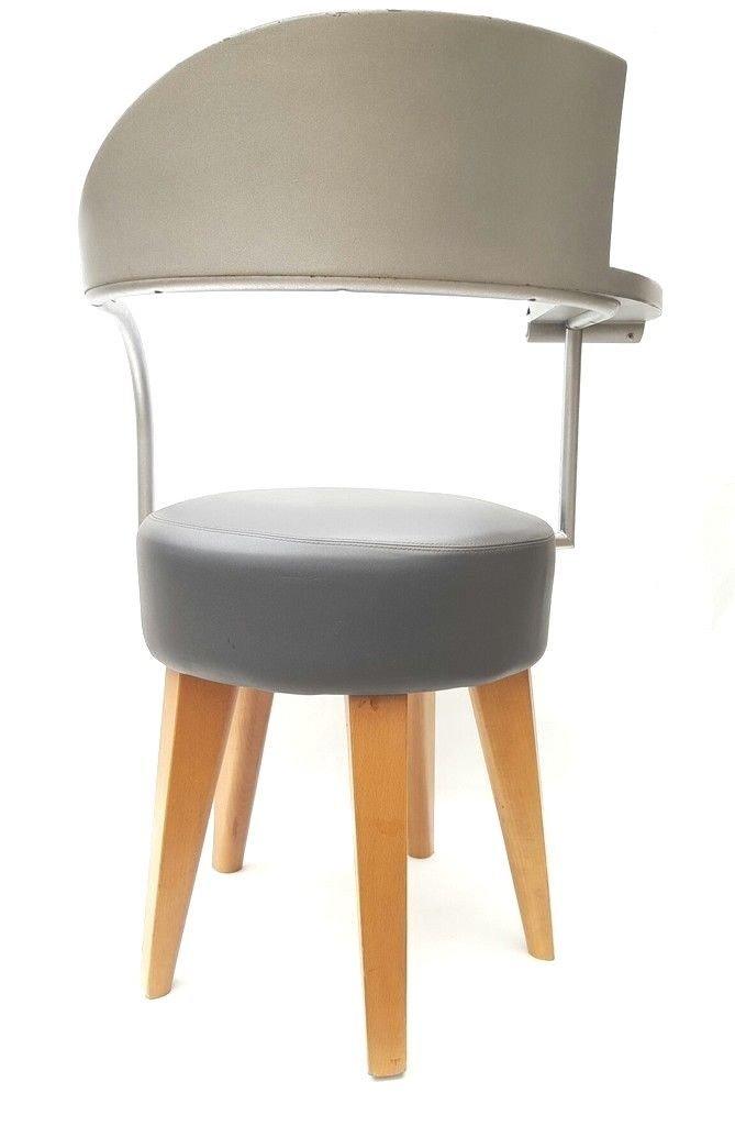 techno stuhl von philippe starck f r maletti 1980er bei pamono kaufen. Black Bedroom Furniture Sets. Home Design Ideas