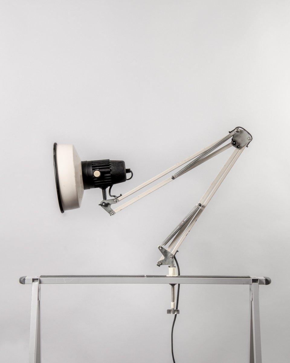 Flexible französische Lampe, 1960er