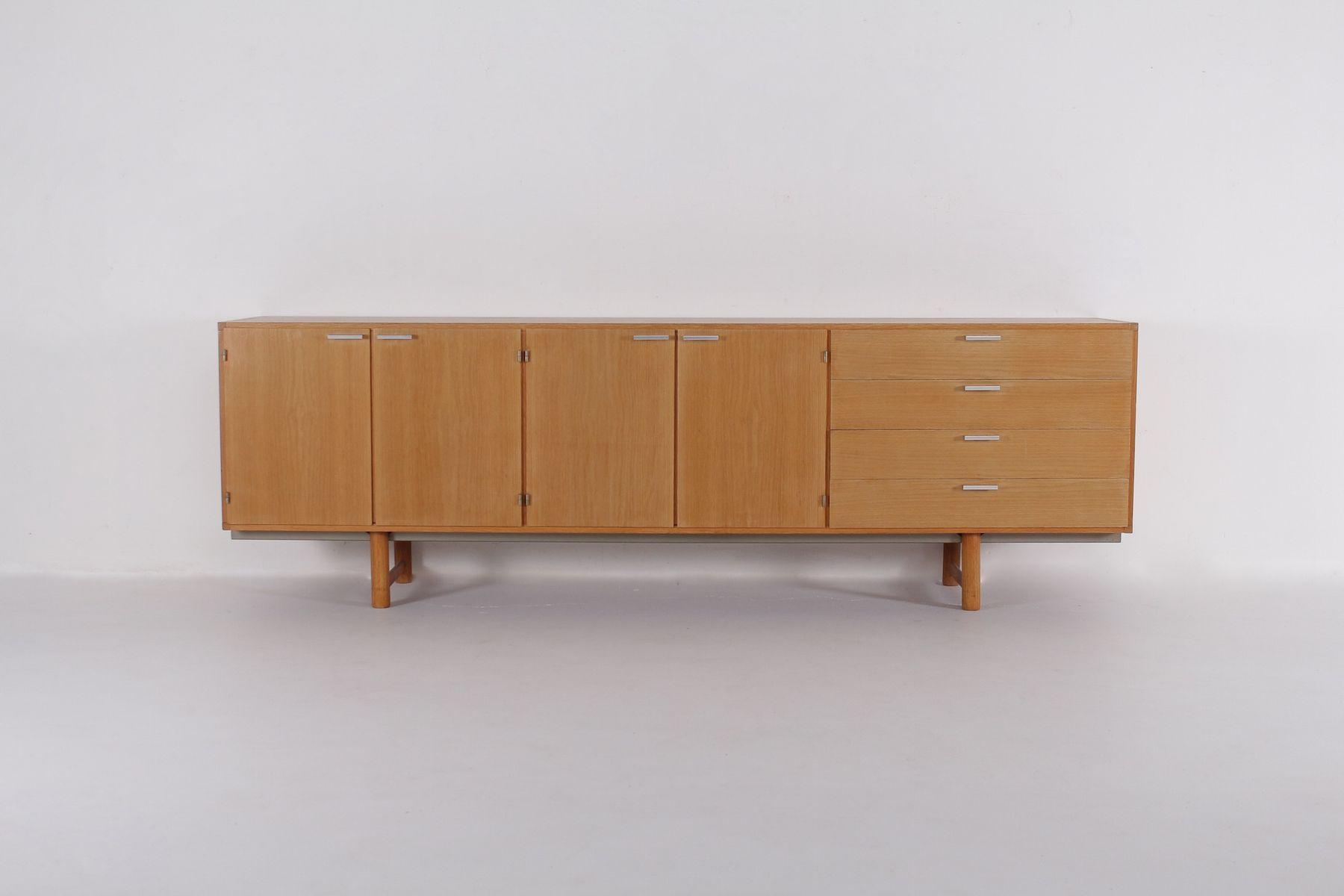 Vintage Sideboard aus Eiche von Cees Braakman für Pastoe