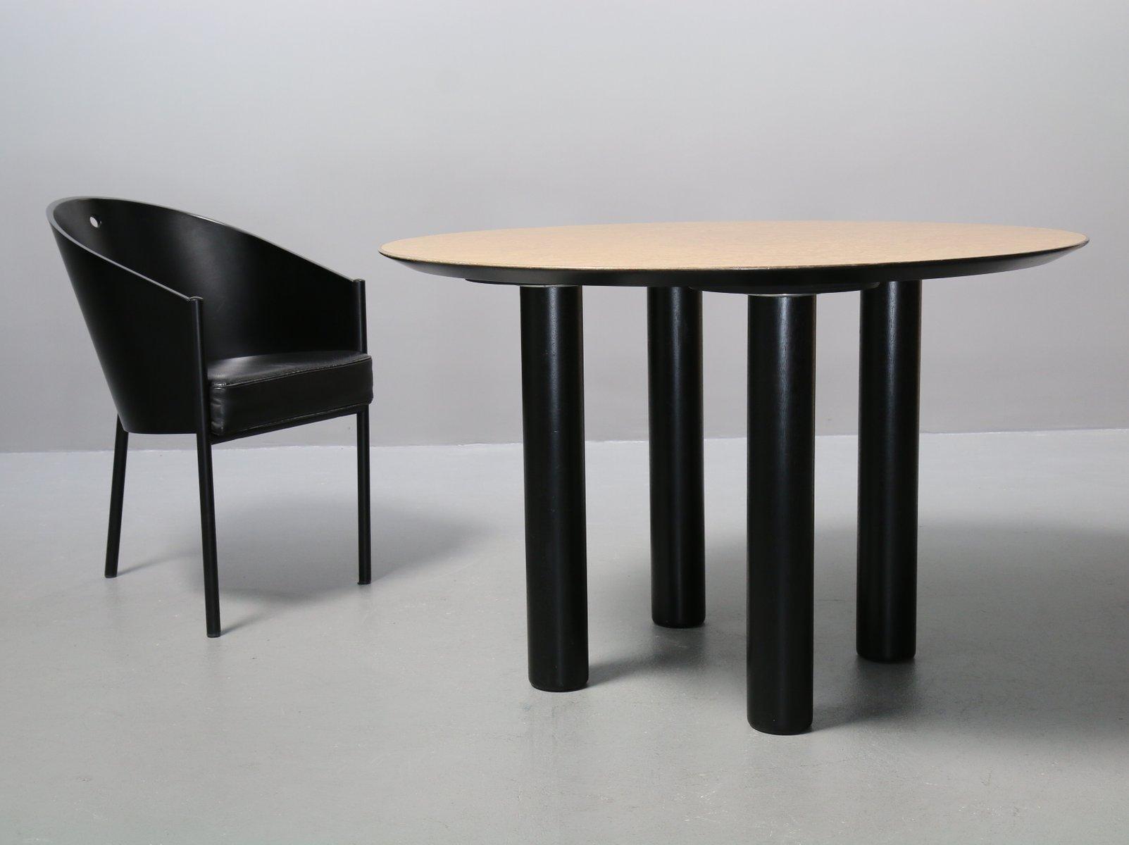 Postmoderner Tisch von Hans Eichenberger für Röthlisberger, 1989