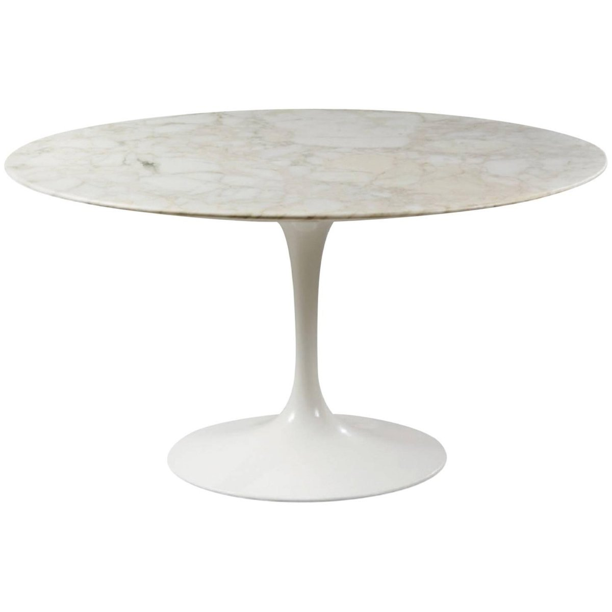 Vintage Tulip Coffee Table By Eero Saarinen For Knoll For