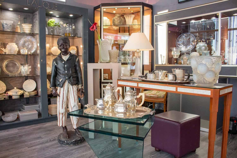 Art Deco Bar aus Palisander bei Pamono kaufen