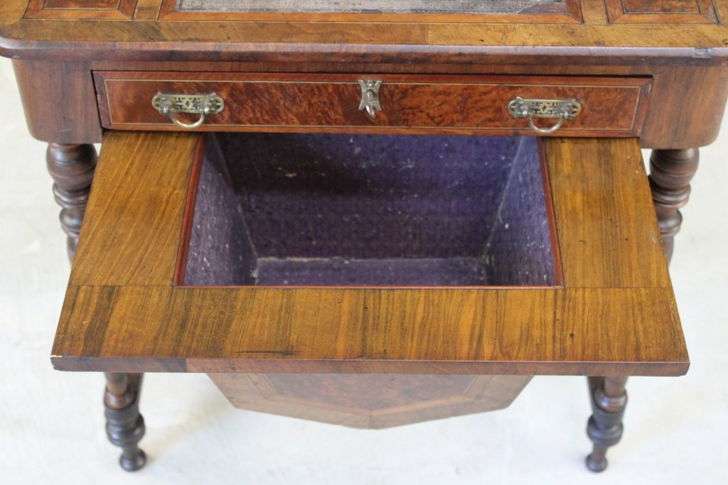 Price per piece - Antique Ladies Work Table For Sale At Pamono