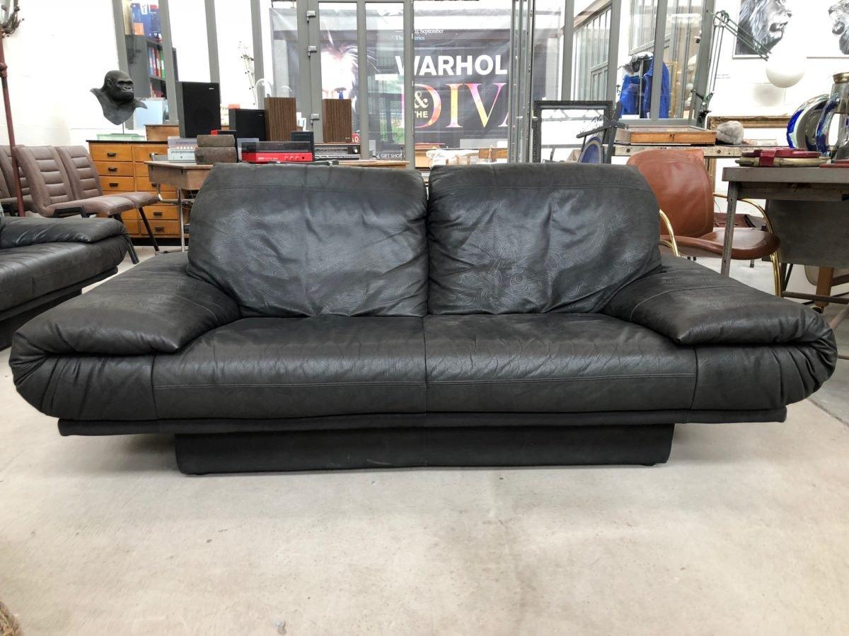 Vintage 2-Sitzer Sofa von Rolf Benz