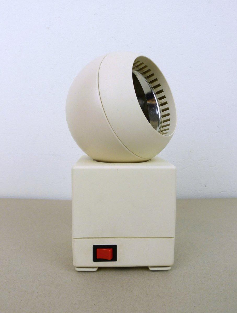 Vintage Modell 43601 Tischlampe von Schlagheck Schultes für Osram, 197...