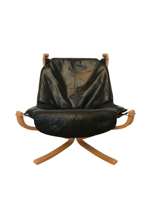 Falcon Chair von Sigurd Resell, 1970er